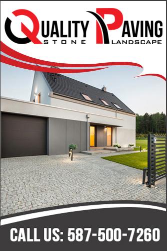 Quality Paving Stone Landscape